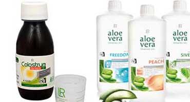 Účinky Aloe Vera a Colostra na chřipková onemocnění