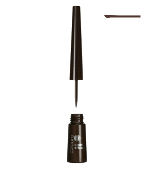 LR Colours Dark Brown tekuté oční linky - 2,5 ml
