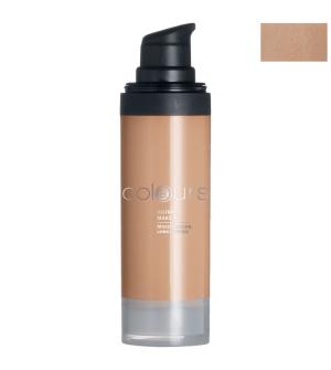 LR Colours bezolejový make-up Light Caramel - 30 ml