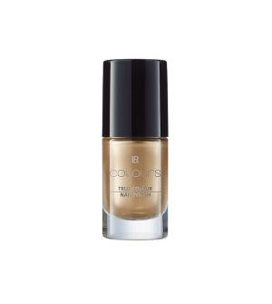 LR Colours Lak na nehty True Colour Gold Metallic - 5,5 ml