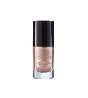 LR Colours Lak na nehty True Colour Rose Gold Metallic - 5,5 ml