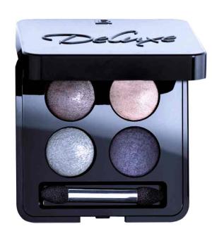 LR Deluxe Quattro Secret Dawn umělecké oční stíny - 4x 0,5 g