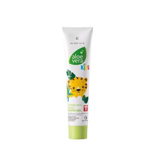 LR Aloe Vera Jungle Friends magicky třpytivý zubní gel - 50 ml