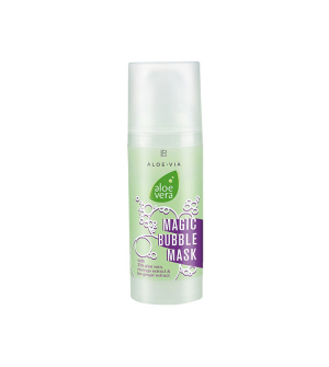 LR ALOE VIA Aloe Vera Magic Bubble Mask - 50 ml