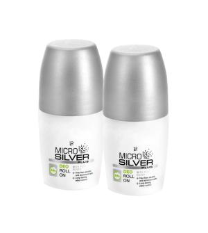 Microsilver Plus Deo kulička série 2 x 50 ml