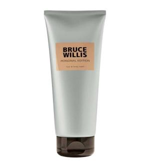 LR Bruce Willis Personal Edition Parfémovaný vlasový a tělový šampon