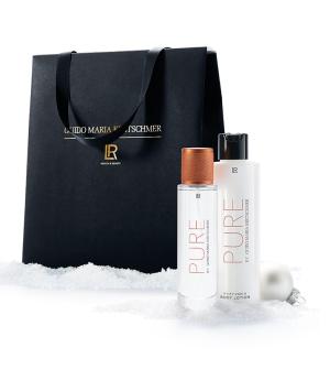 LR PURE by Guido Maria Kretschmer for women Parfémovaná série + dárková taška