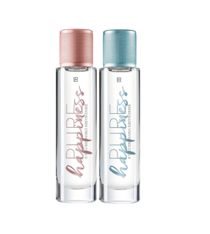 LR Pure Happiness by Guido Maria Kretschmer Série 2 x 50 ml