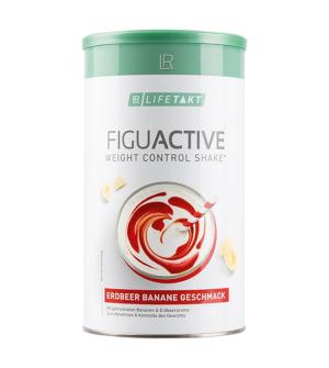 LR Lifetakt Figu Active Koktejl Jahoda – Banán 450 g
