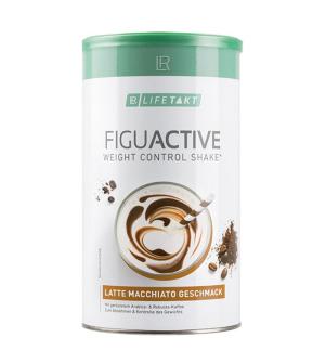 LR Lifetakt Figu Active Koktejl Latte Macchiato 450 g