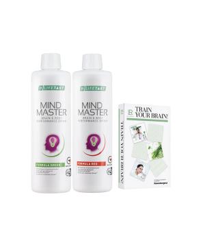 LR Lifetakt Mind Master Mix Série 2 x 500 ml dle vlastního výběru